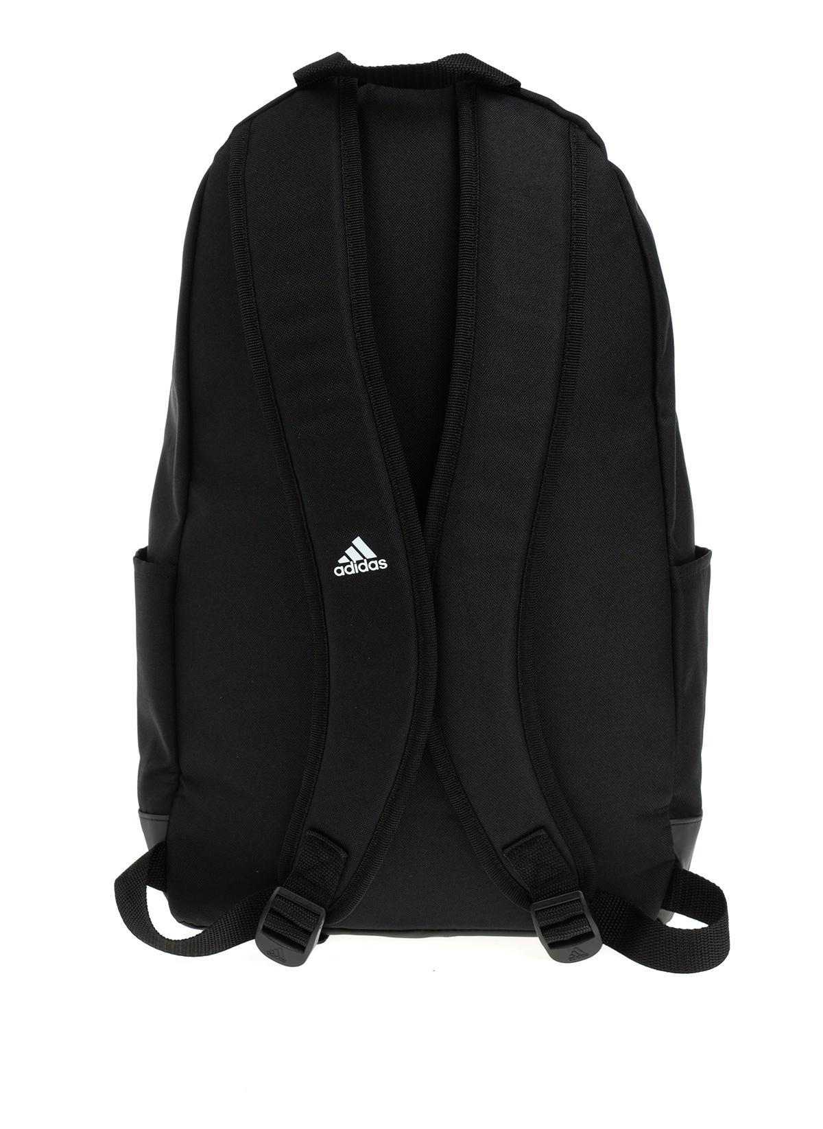 00b0cbccaa adidas Unisex Sırt Çantası Black Black White